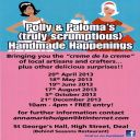 Polly & Paloma's handmade happenings